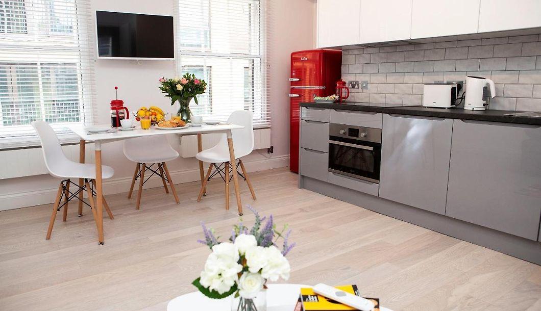 Soho Suites Apartment In London United Kingdom Londonapartmentsguide Com Photos